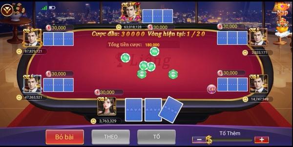 Chơi game cờ bạc TWIN