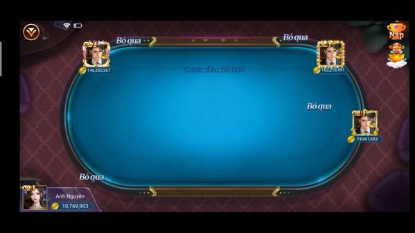 Cách thức chơi bài Poker Bull TWIN
