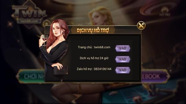 dịch vụ hỗ trợ twin