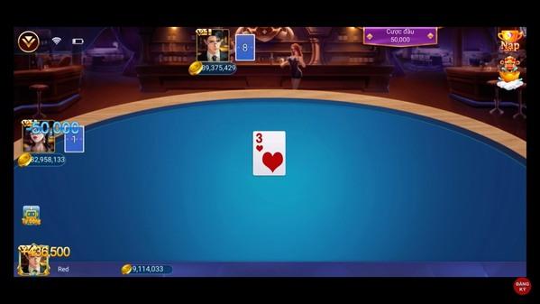 Game bài tiến lên đổi thưởng