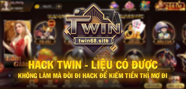 Hack TWIN trên điện thoại