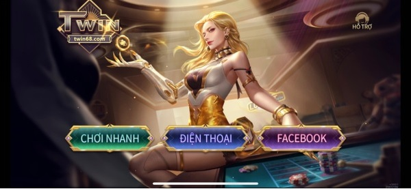 Cổng game TWIN online