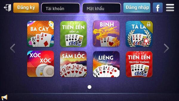 Game đánh bài đổi thưởng VIP88